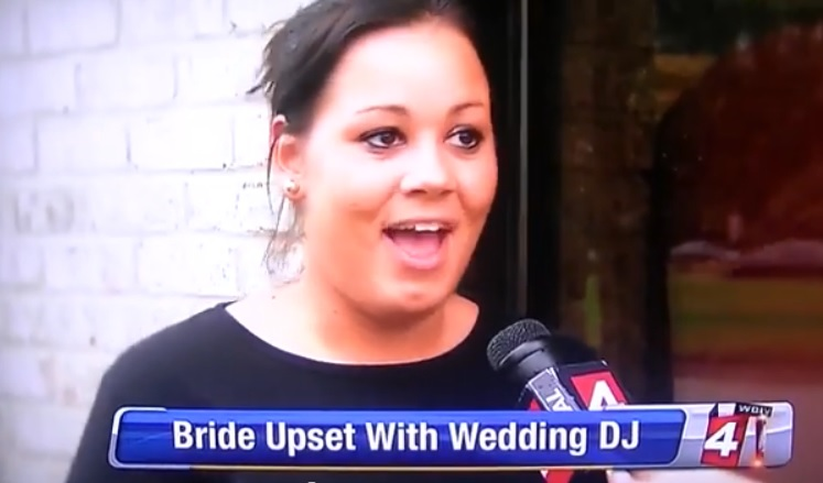 she did not chose the best DJ