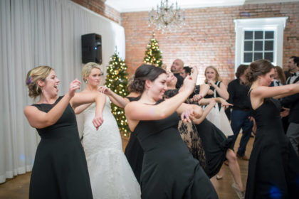 Wedding DJ Dance Floor Lighting Options