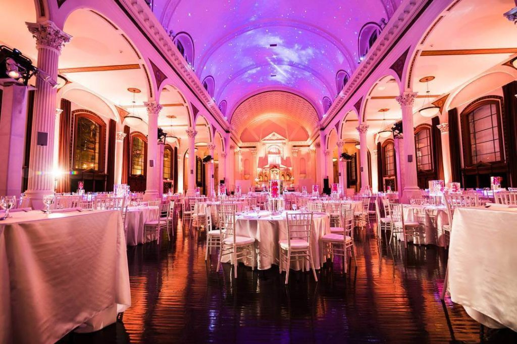 5 West Coast Wedding Venues For A Bride & Groom Who Want To Party