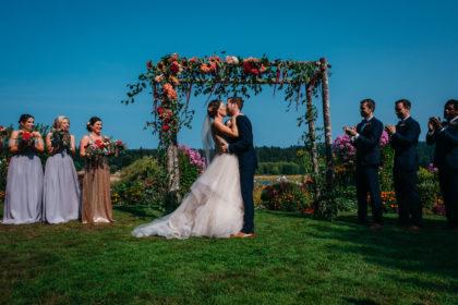 fireseed wedding ceremony