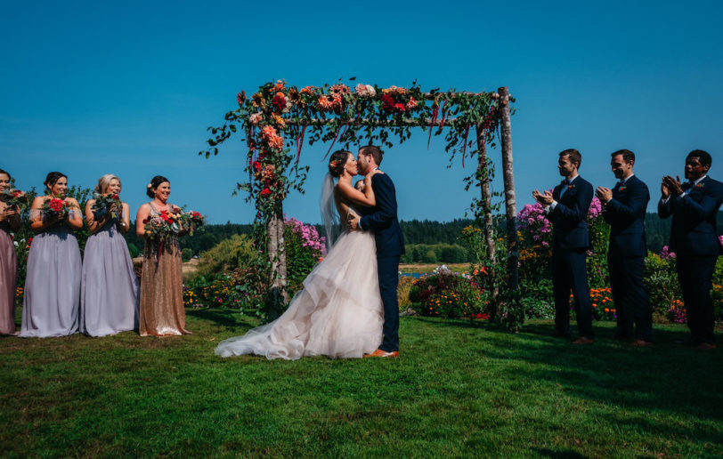 Nick and Lauren's Fireseed Wedding on Whidbey