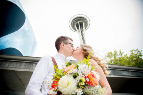 3 unique wedding venues in Seattle