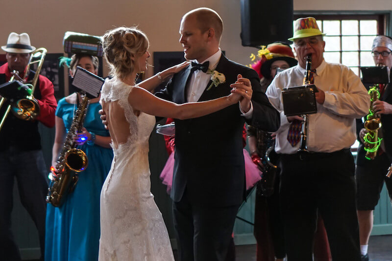 wedding entertainment wedding dj vs live band