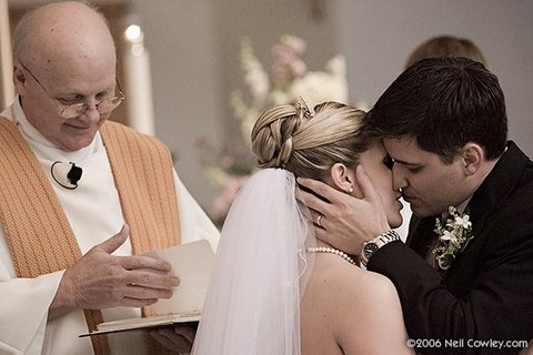 christian wedding ceremony outline