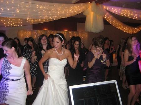 "Wedding Music song ""Cupid Shuffle"""