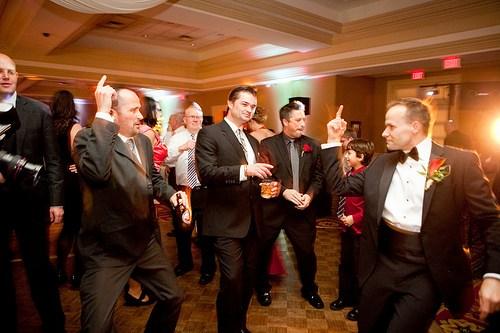 how to dj wedding dance