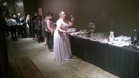 melrose market studios wedding