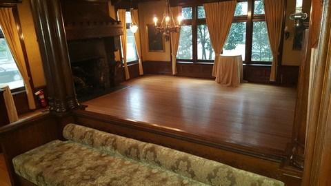 stimson green mansion seattle dance floor