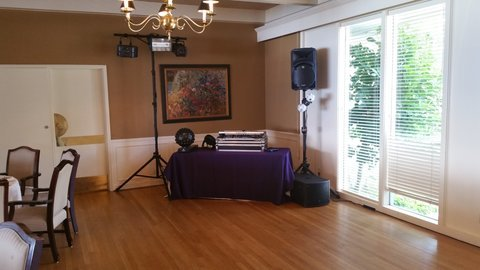 Tacoma Golf and Country Club Wedding DJ