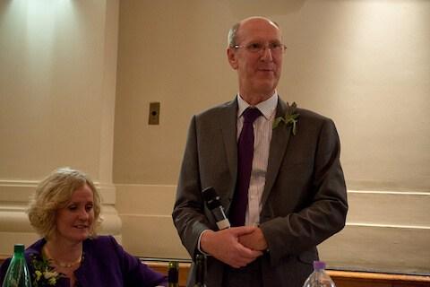 wedding reception flow