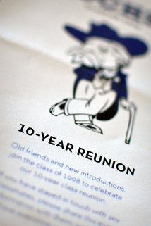 When are High School Reunions